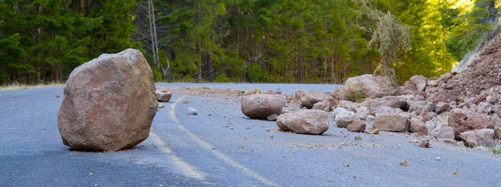 Car Accidents Caused by Road Debris